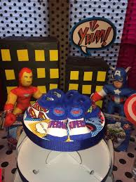 marvel baby shower marvel superheroes squad baby shower party ideas photo 8 of 16