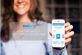 android beacon how to enrol time beacon nfc in timetec ta using android