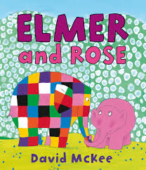 elmer and rose amazon co uk david mckee 9781842707401 books
