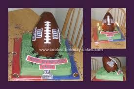 coolest ny giants football birthday cake