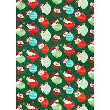 hedgehog wrapping paper hedgehogs with ornaments wrap paper source