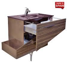 Inch Geometric European Style Bathroom Vanity Socimobel New - New bathroom vanity 2