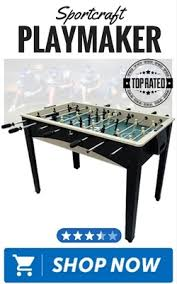 foosball table reviews 2017 review guide sportcraft foosball tables for your home