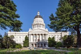 State Capitals Map California State Capitol Wikipedia