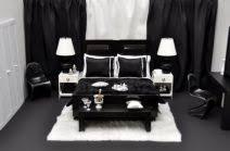 schlafzimmer schwarz wei schlafzimmer schwarz weiß gemütlich auf schlafzimmer mit rot weis