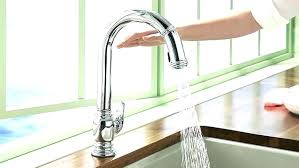 kohler touchless kitchen faucet kitchen faucet kohler kohler fairfax kitchen faucet parts