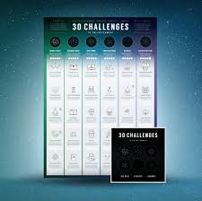 Challenge How Do You Do It 30 Challenges To Enlightenment Is Live Do You Accept The