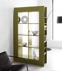 Green Bookcase Bookshelf Extraordinary Contemporary Bookcase Modern Wall
