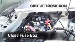 2003 cadillac cts engine replace a fuse 2003 2007 cadillac cts 2006 cadillac cts 3 6l v6