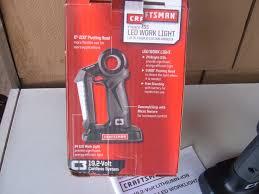 Craftsman Led Lig Craftsman C3 Cordless Led Work Light 19 2 Volt 950202 Ebay