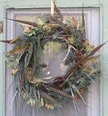 57 best antler wreaths images on antler wreath deer