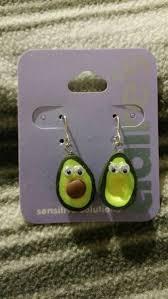 sensitive solutions earrings s free avocado fish hook earrings s sensitive solutions