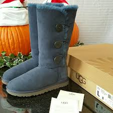 ugg boots sale bailey button triplet 42 ugg shoes uggs bailey button triplet navy blue