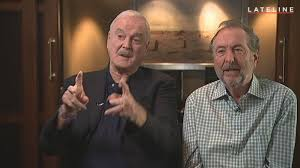 interview john cleese and eric idle founding members of monty