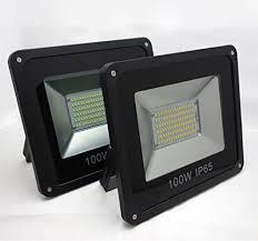 100 watt led flood light price buy geco 100 watt led flood light outdoor night l black 2
