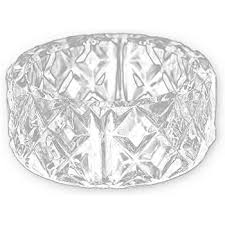 acrylic fish ring holder images 12 napkin rings acrylic plastic 1 75 inch diameter jpg