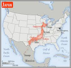 map us japan the world factbook central intelligence agency