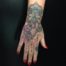 image gallery hand tattoos for girls