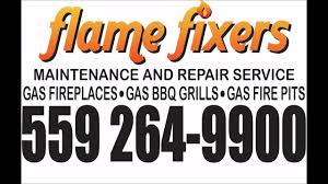 flame fixers gas fireplace gas bbq grill gas firepit maintenance