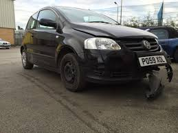 ebay 2009 vw urban fox 1200 accident damage salvage spares repair