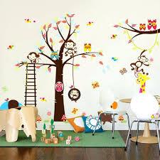stickers arbre pour chambre bebe stickers pour chambre de bebe stickers enfant stickers arbre pour