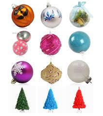 decoration 8cm glass ornaments balls view