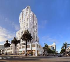 frank gehry floor plans frank gehry designing new tower in santa monica news archinect