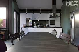 exemple cuisine ouverte modele de cuisine ouverte exemple sur sejour newsindo co