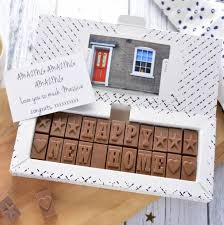 novelty and unusual chocolate gifts notonthehighstreet com