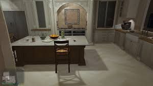 Decor And Floor by New Decor And Paint In Michael U0027s House Gta5 Mods Com