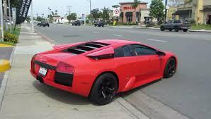 Lamborghini Murcielago Red - lamborghini murcielago by raging bull performance youtube