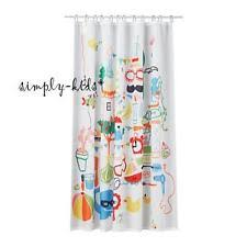 Kids Bathroom Shower Curtain Ikea Nimmern Shower Curtain 71 X 71
