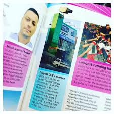 spot us in guinness world records 2015 edition book on page 155