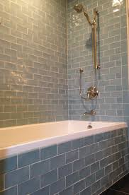 Popular Bathroom Tile Shower Designs Best 25 Tile Tub Surround Ideas On Pinterest How To Tile A Tub