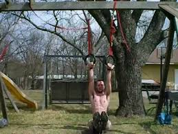 Backyard Gymnastics Equipment Backyard Gymnasty Rings Routine Youtube