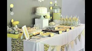 how to make baby shower decorations at home amazing home design