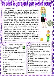 thanksgiving money worksheets 6 free esl pocket money worksheets