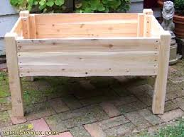 Backyard Planter Box Ideas Garden Design Garden Design With Best Raised Planter Boxes