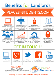 places4students com helping students find a home away from home
