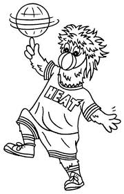 lakers coloring pages coloring book the official site of the miami heat