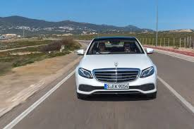 mercedes e class features review 2017 mercedes e class ny daily