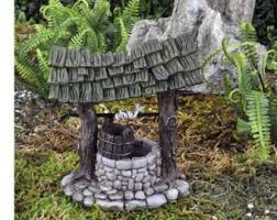 mini wishing well etsy
