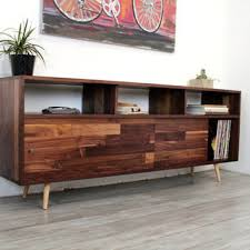 mid century console cabinet mid century modern media stand shop console in table ideas 14