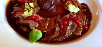 comment cuisiner du cerf sauce grand veneur la recette ensauce com