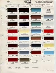 auto paint codes color chips u0026 paint codes gm auto paint