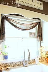 Kitchen Window Coverings Ideas Best 25 Bathroom Valance Ideas Ideas On Pinterest Valance