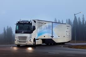 mclaren truck volvo concept truck made more frugal with hybrid powertrain
