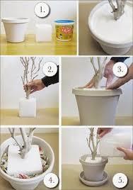 Diy Branches Centerpieces by Diy Tree Centerpiece Tutorial Weddingbee Do It Yourself