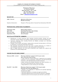 Sample Resumes For Engineering Students by Pharmacy Technician Sample Resume Free Resume Example And