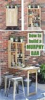 Build Wooden Patio Table by Best 25 Patio Bar Ideas On Pinterest Outdoor Patio Bar Diy